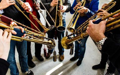 2-5 March 2017Historic Brass Studio (Bremen)